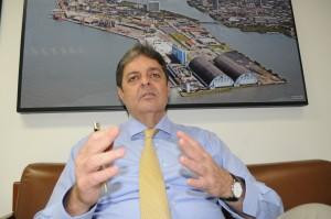 Renato Cunha, presidente do Sindaçúcar PE