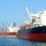2014-01-16 Transporte Logistica Navios Porto Paranagua