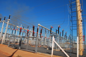 2009-07-14 Subestacçao Energia Eletrica  Cerradinho Potirendaba Bioeletricidade