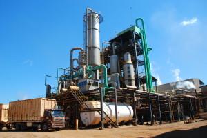 Destilaria Usina Santa Cândida