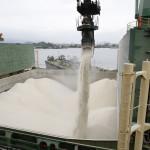 Porto de Santos: plano de  prorrogação da Rumo em avaliação