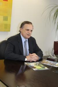 Jacyr Costa Filho, diretor da Divisão Brasil da Tereos