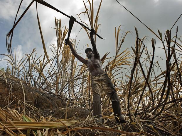 'Açúcar: Um Doce Meio Amargo' busca reflexão sobre o processo de produção do açúcar. (Foto: Francesco Zizola / Divulgação)