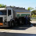 2012-08-02 Abastecimento Caminhao Etanol Gasolina Posto (4)