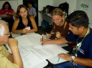 Comunidade participa ativamente de projetos