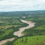 Rio Taquari, no MS: ações para reduzir emissões no campo