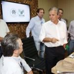 Araújo: ferrovia supera a rodovia