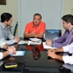 Técnicos do Governo de Roraima discutem projeto da miniusina