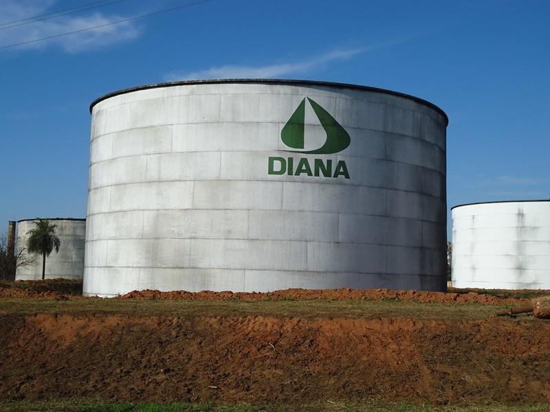 Localizada em Avanhadava (SP), a Usina Diana foi fundada em 1981