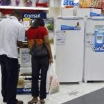 O segmento do comércio ampliou a produção de energia para consumo próprio