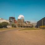 Parque industrial da Usina Santa Isabel