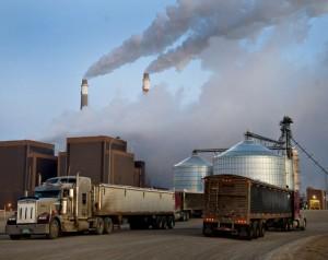 usina etanol dakota do norte