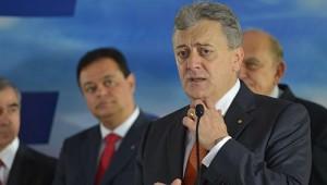Bendine, presidente da Petrobras: prejuízo histórico