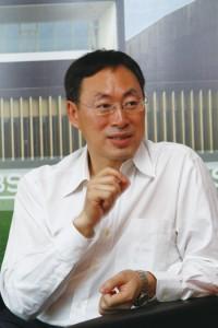 Yu, presidente da Cofco: no comando das usinas de cana