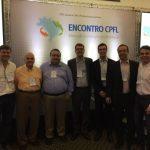 Executivos de grupos sucroenergéticos no evento da CPFL em Ribeirão Preto